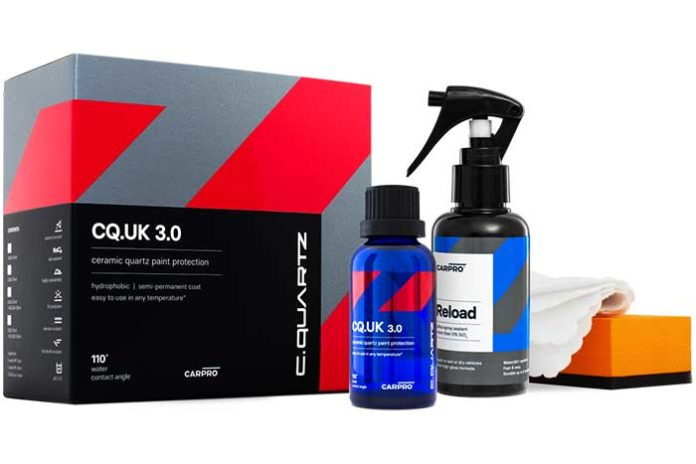 test ceramique carpro cquartz uk edition