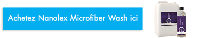 acheter nanolex microfiber wash