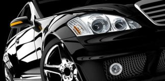 polish peinture noire voiture detailing restauration