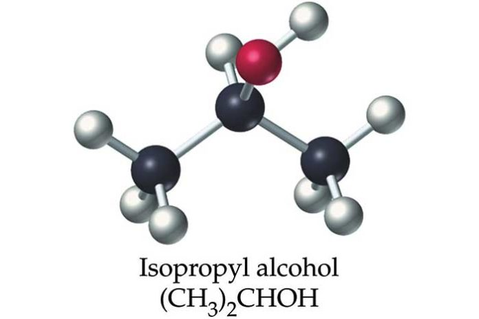 IPA Alcool Isopropylique detailing