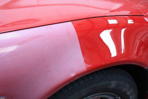 polissage oxydation peinture voiture