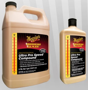 Meguiars Ultra Pro Speed Compound