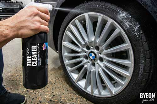 application tire cleaner