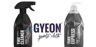 avis gyeon tire express tire cleaner