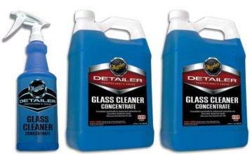 nettoyant vitre meguiars glass cleaner d120