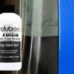 test avis solution finish restaurer plastique voiture