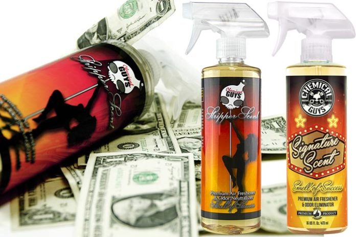 chemical guys stripper scent signature