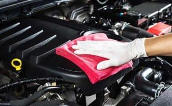 comment nettoyer moteur voiture