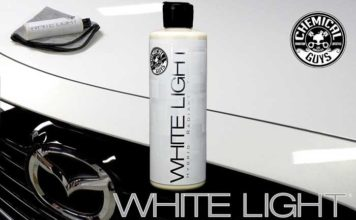 chemical guys white light