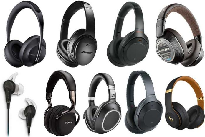 comparatif casque audio reduction bruit