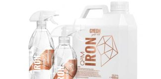 gyeon iron decontaminer jante