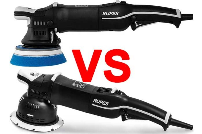differences rupes lhr21 mark iii lk900e
