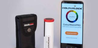 colourlock scanner cuir