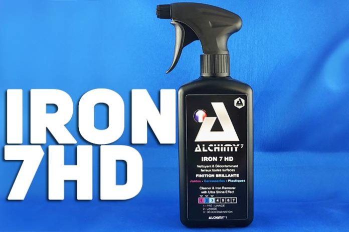 alchimy iron 7 hd test avis