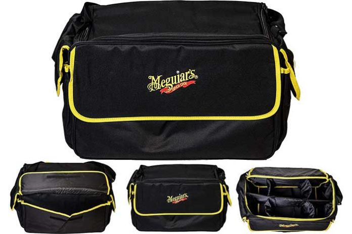 grand sac rangement meguiars xl