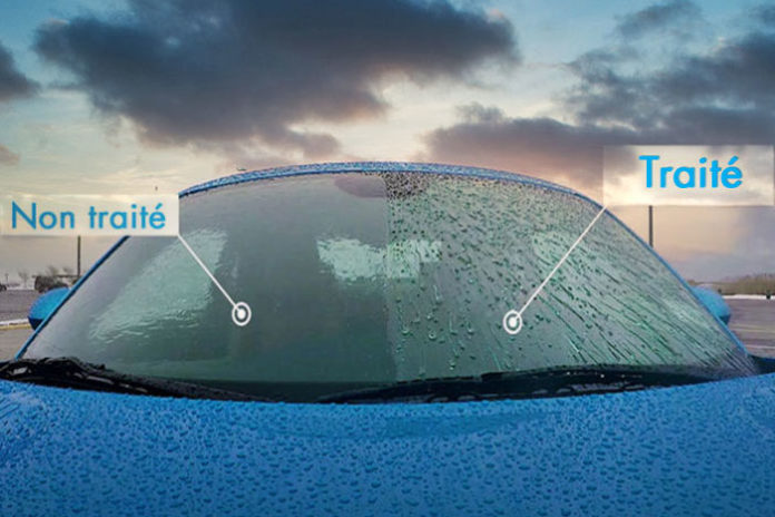 effet protection graphene voiture