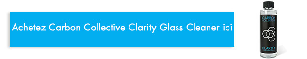 acheter Carbon Collective Clarity Glass Cleaner
