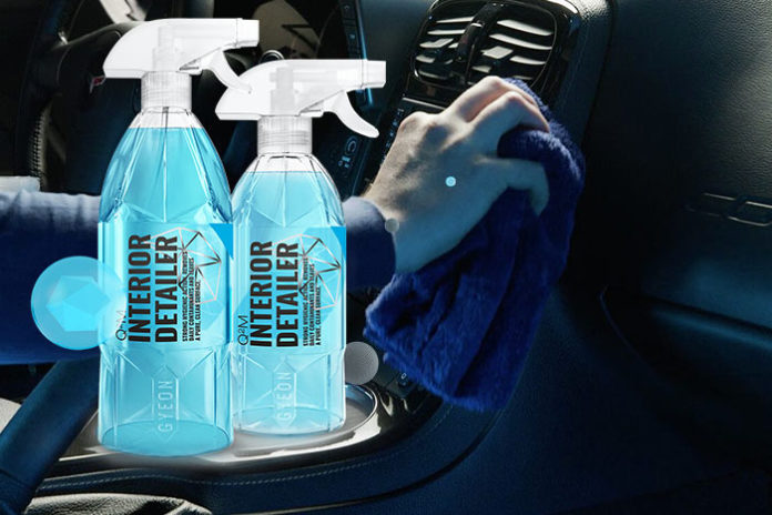 test avis gyeon interior detailer