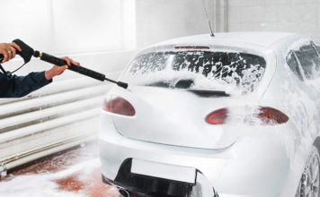 laver voiture sans rayure