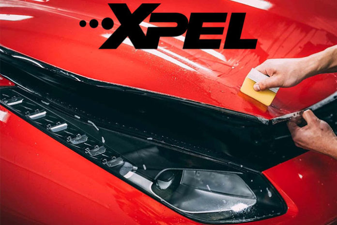 xpel voiture